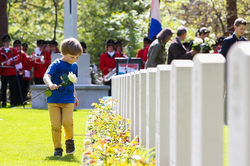 Herdenking oorlogslachtoffers sterksel