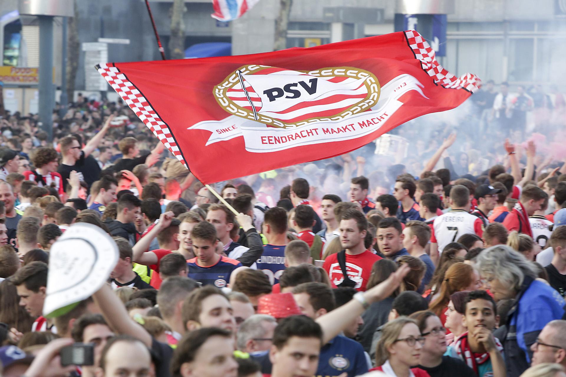 PSV Kampioen 2017-2018